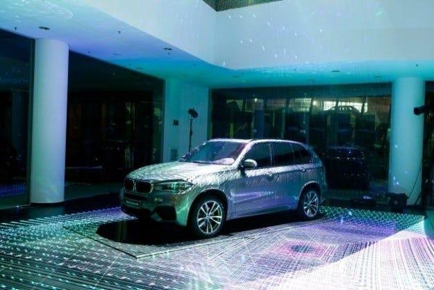 Новото BMW X5 дебютира у нас