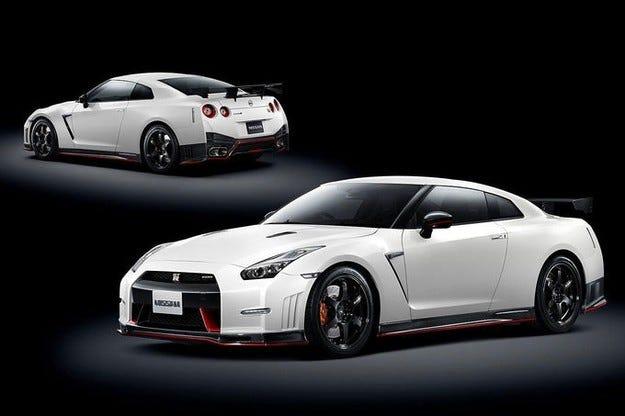 Nissan GT-R Nismo на Токийското автомобилно изложение
