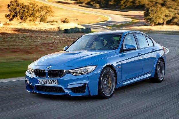 BMW M3 и М4