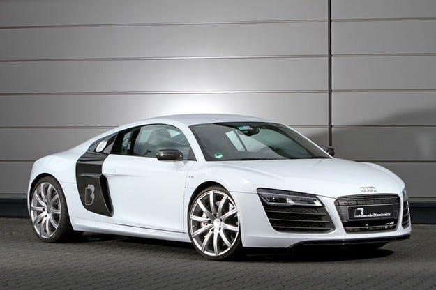 BB Audi R8