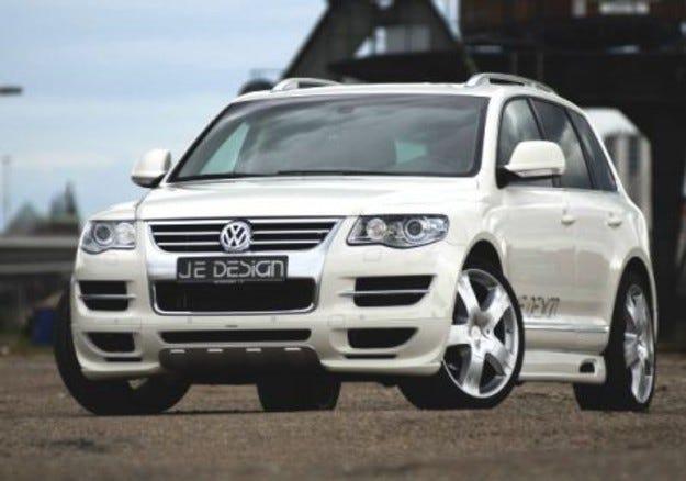 Volkswagen Touareg Je Design