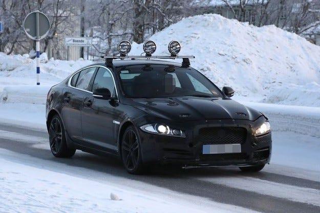 Jaguar XS
