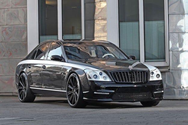 Knight Luxury Maybach
