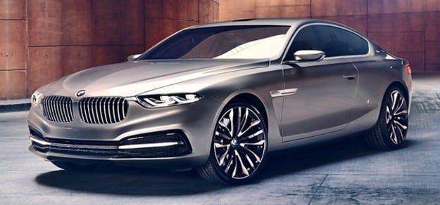BMW Серия 8