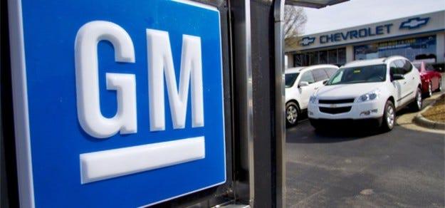 General Motors нови двигатели