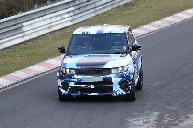 Range Rover Sport R-S става по-мощен