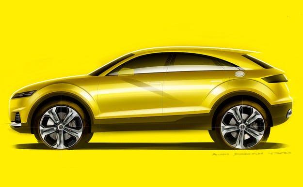 Ново предизвикателство на Audi на автосалона в Пекин