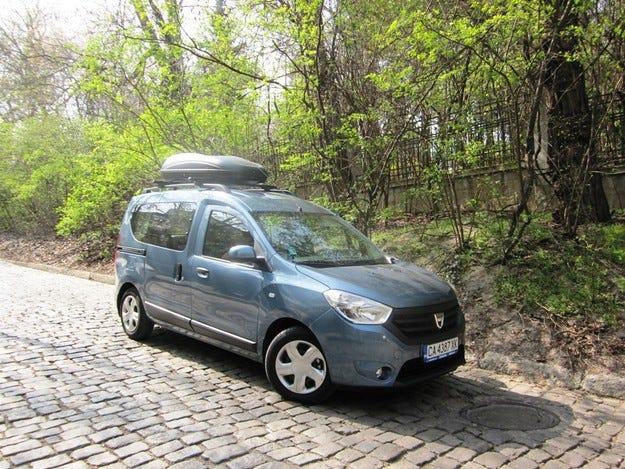 Dacia Dokker 1.2 TCe