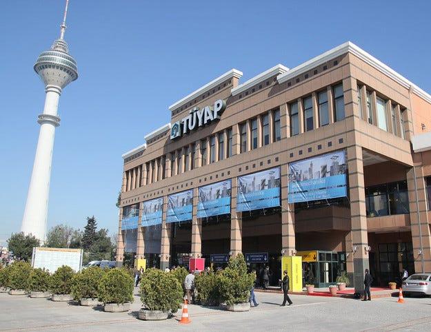 Рекорден брой изложители на Automechanika Istanbul 2014