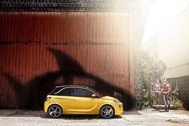 Една любопитна история, написана от дизайнерите на Opel