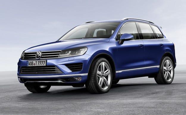 Промененият Volkswagen Touareg: Култ към простотата