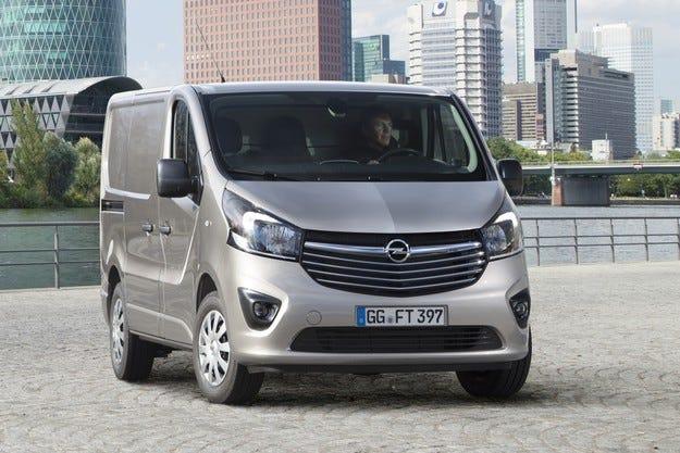 Дебютът на новия Opel Vivaro в края на април