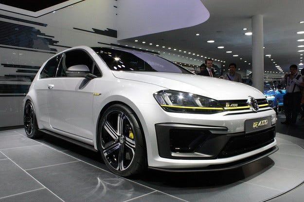 Volkswagen праща на конвейера най-бързия Golf в историята