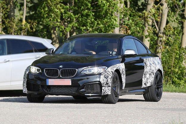 В очакване на новия BMW M2 през октомври в Париж