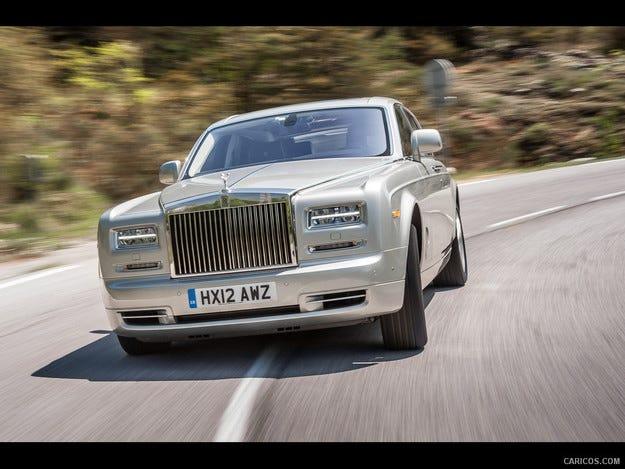 Rolls-Royce подготвя новото поколение Phantom