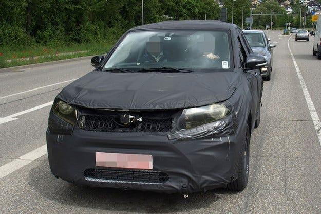 Suzuki готви да пусне нов компактен SUV през 2015