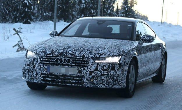 Световната премиера на Audi A7 Sportback и RS7 в Москва