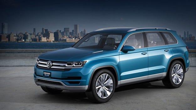 VW с три варианта на кросоувъра Tiguan едновременно