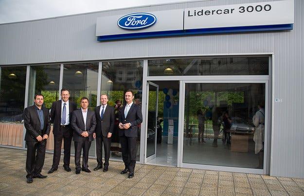 Представителство на Ford отвори врати в Смолян