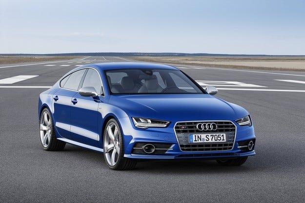 Audi разкри най-новите промени в модела A7