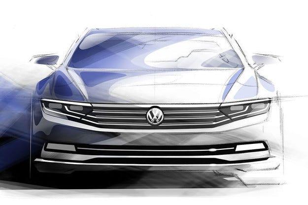 Осмото поколение на VW Passat стартира в края на 2014