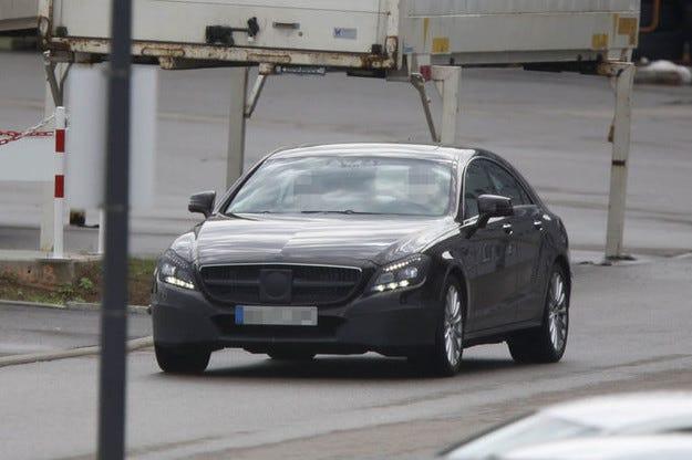Новият Mercedes CLS ще дойде в края на 2014 г.
