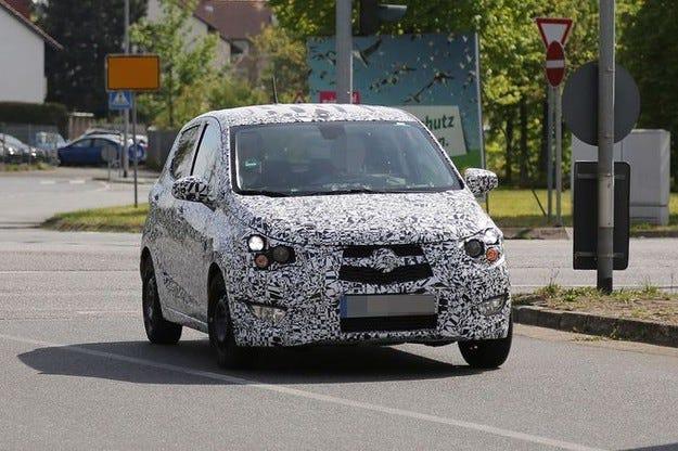 Третото поколение Opel Agila дебютира в Женева