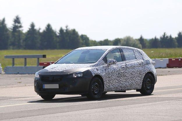 Следващият Opel Astra (2015):  По-лек и по-агресивен от Golf