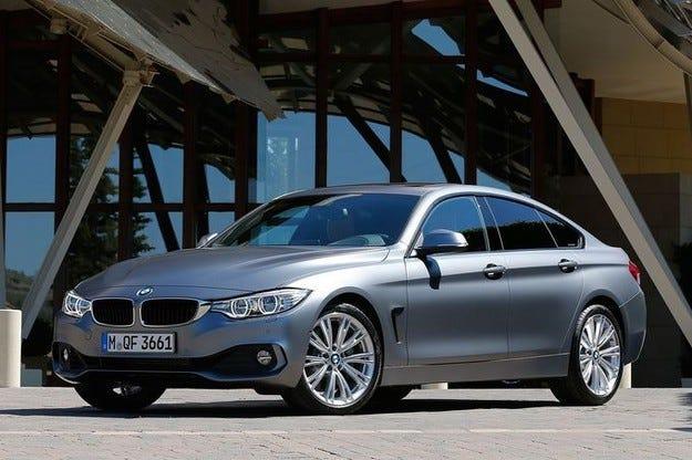 BMW 4 Gran Coupé е префасонирано от BMW-Individual