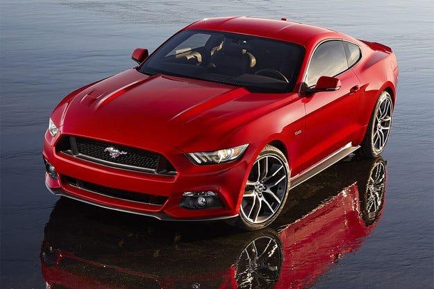 В Европа купиха всички бройки на Mustang за 30 секунди