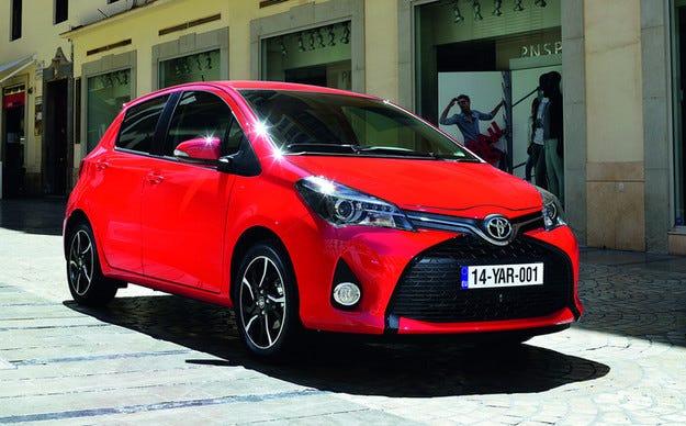 Умни промени в успешния Toyota Yaris