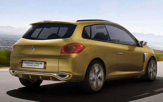 Renault Clio в комбивариант