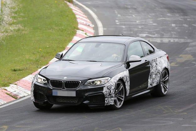 BMW M2 е перлата в короната на Серия 2