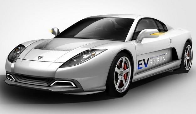 Южнокорейският автомобил Spirra ще се продава в Европа