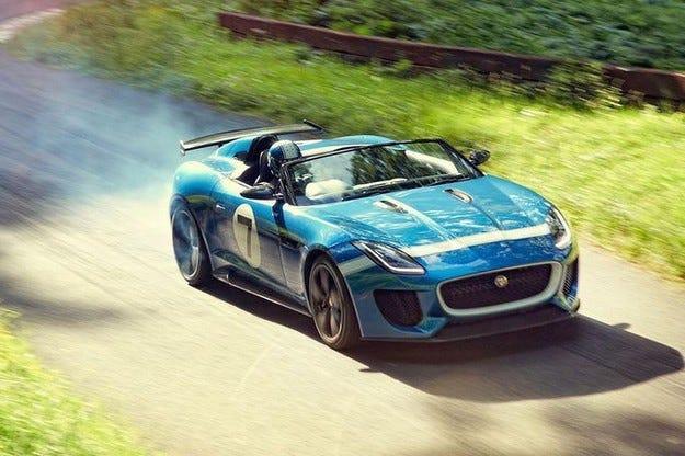 Нов отдел за лукс: Jaguar Land Rover Special Operations