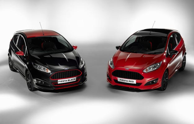 Ford Fiesta получи рекорден турбомотор