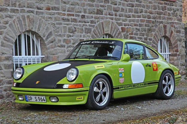 Porsche DP 964 Classic S: Класическото става още по-класическо