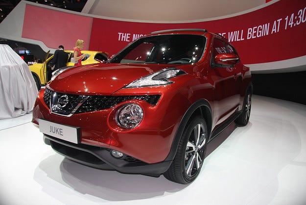 Започна производството на обновения Nissan Juke