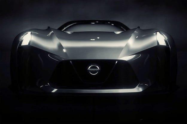 Още за Nissan Concept 2020 Vision Gran Turismo