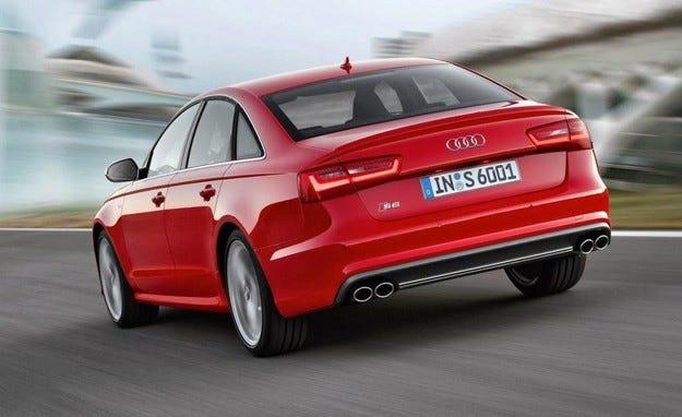 Audi разработва пружини от специален полимер