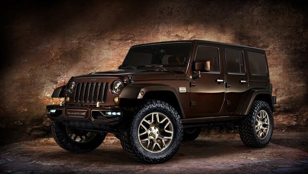 Следващият Jeep Wrangler върху собствена платформа