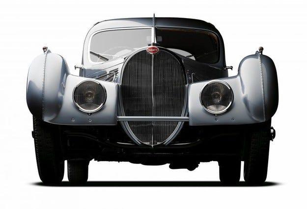 Bugatti 57SC Atlantic: Повече от перфектен