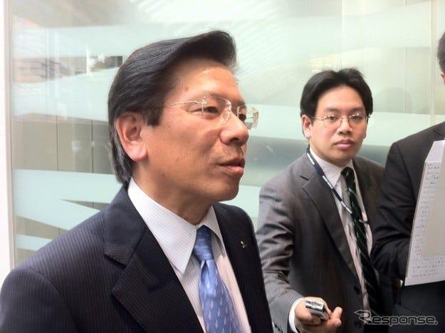 Новият президент на Mitsubishi поставя ударение на хибридите