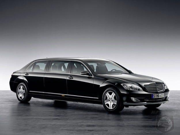Brabus ще произвежда новия Mercedes S-Class Pullman