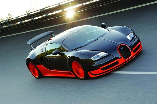 Bugatti подготвя хибриден наследник на супер Veyron