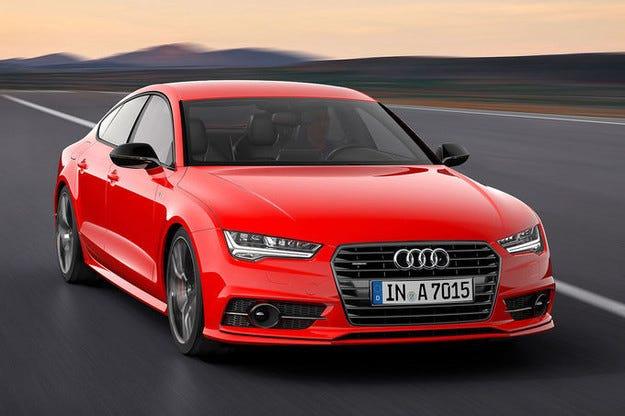 Юбилейно издание Audi A7 Sportback 3.0 TDI Competition