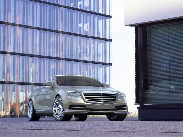Mercedes-Benz Ocean Drive
