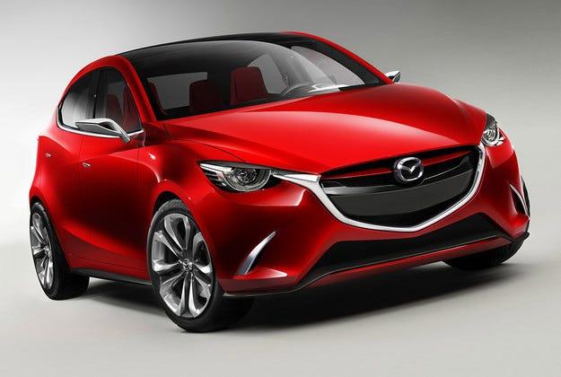 В Япония започна производството на новата Mazda2