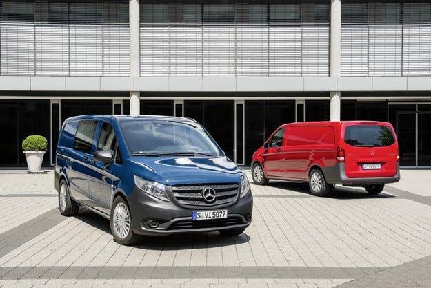 Mercedes-Benz представи новото поколение Vito