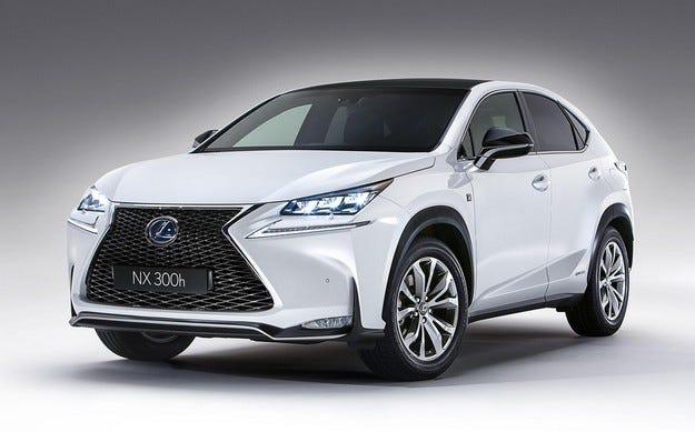 Старт на продажбите на Lexus NX 300h в България